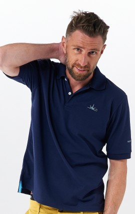 Polo Sidney Navy